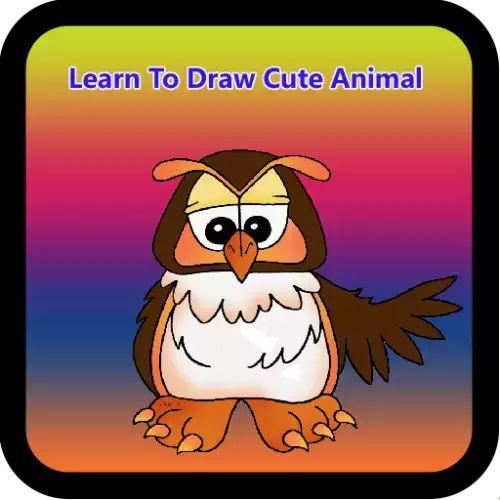Learn To Draw Cute Animal