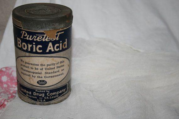 1000 Ideas About Boric Acid On Pinterest Roach Killer