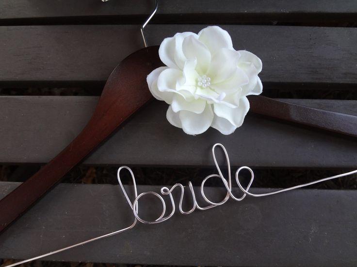 25 Best Ideas About Bride Hanger On Pinterest