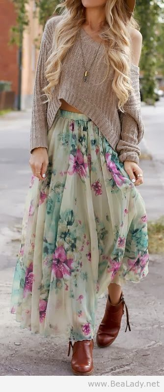 Found 2 pretty floral skirts at goodwill, cut the under slip in half so the skirt is now sheer from the thigh down, love em!!