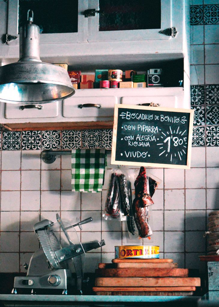 Galipó Bilbao, una neotaska con picoteo gourmet