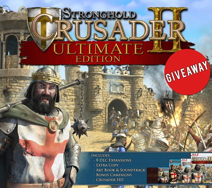 Stronghold Crusader 2 Ultimate Edition Incl 6 Dlc Genre Rts