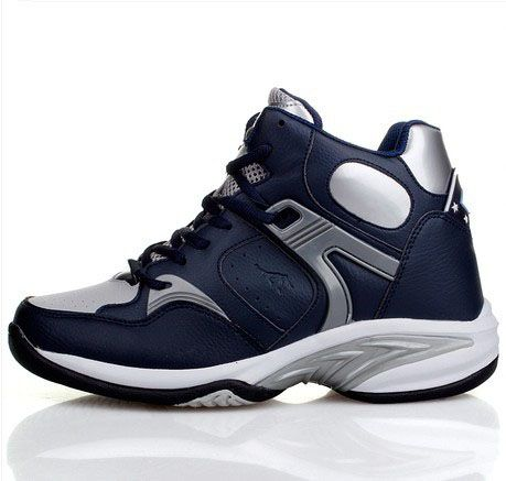 da854d3a MEN_00039 - Blue Men elevator sneakers shoes that make you taller  3.15inches / 8cm height increasing elevator sports shoes - Topoutshoes.com