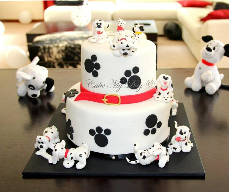127 Best Images About Cakes 101 Dalmations On Pinterest