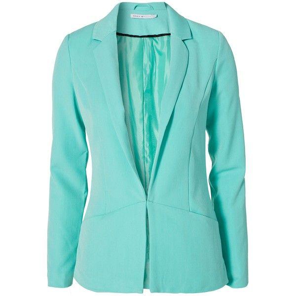 Best 25  Mint green blazer ideas only on Pinterest | Mint blazer ...
