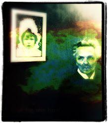 August Strindberg. Swedish author 3