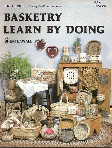 Basketry Learn By Doing - Tamara Kailing - Álbuns da web do Picasa...THIS IS A FREE BOOK!!
