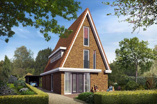 Jaren30woningen.nl  Nieuwbouw in #jaren30 stijl in #zierikzee