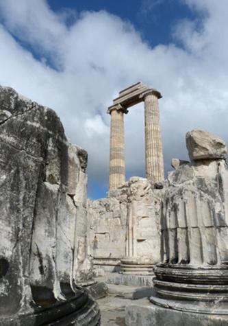 Temple of Apollo, Didyma. Photo: © Karen Copeland