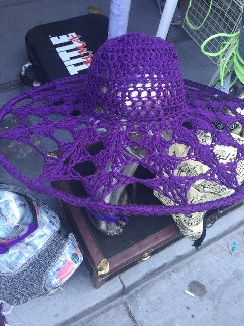 ronacreations crochet hat