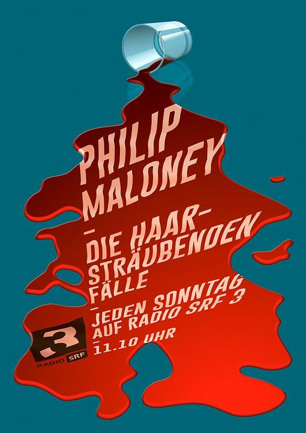 Philip Maloney Poster