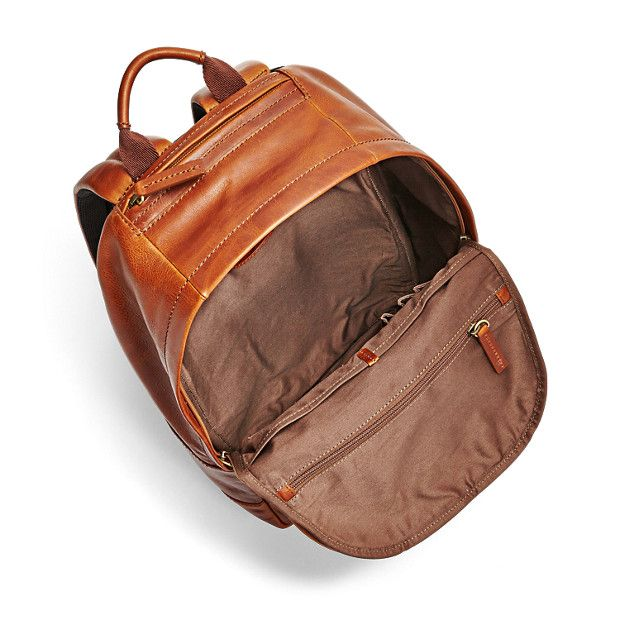 Estate Casual Leather Backpack