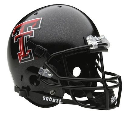 Texas Tech Red Raiders NCAA Schutt Full Size Replica Football Helmet (Black): The perfect item for any… #Sport #Football #Rugby #IceHockey