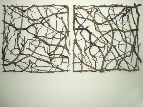 Branch & Twig Art by www.PaulSchick.com