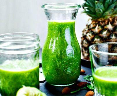 Το πράσινο smoothie που αδυνατίζει, από την Ελένη Πετρουλάκη! | Όλα στη φόρα