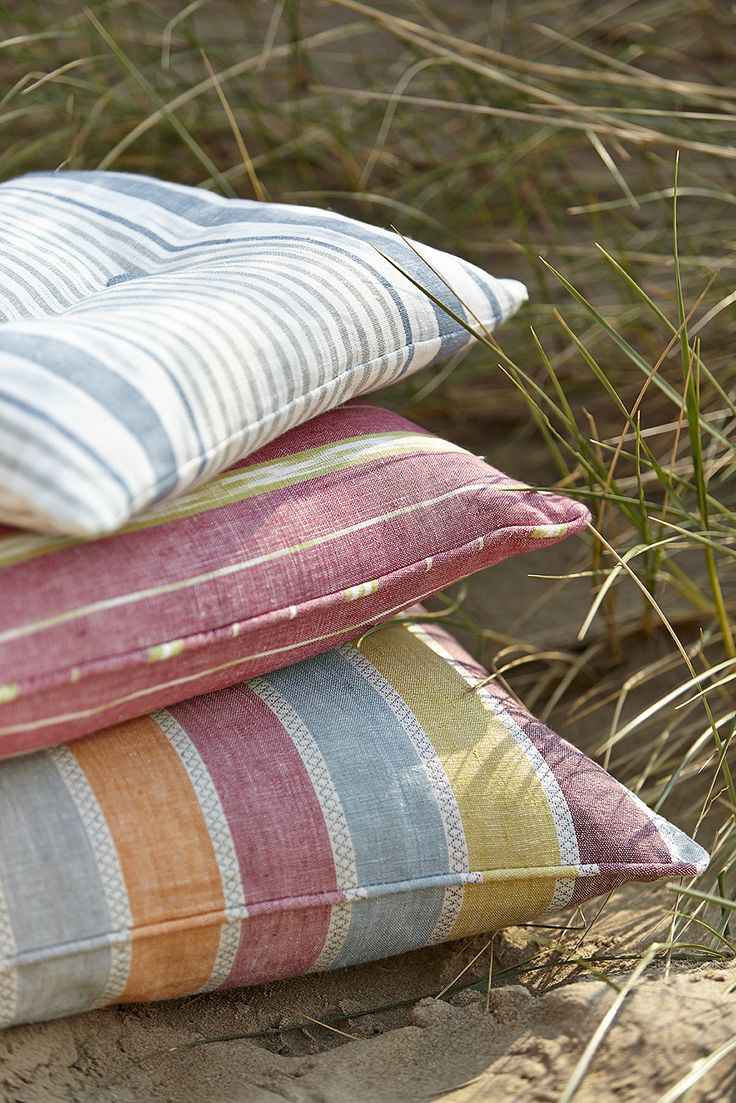 Brighten up your living areas with our fresh new woven fabric