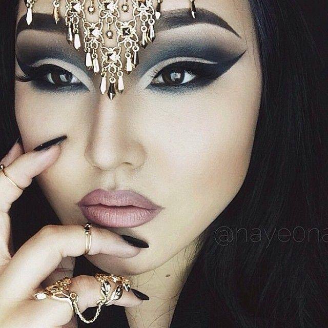 367 best fantasy makeup images on Pinterest | Fantasy makeup, Make ...
