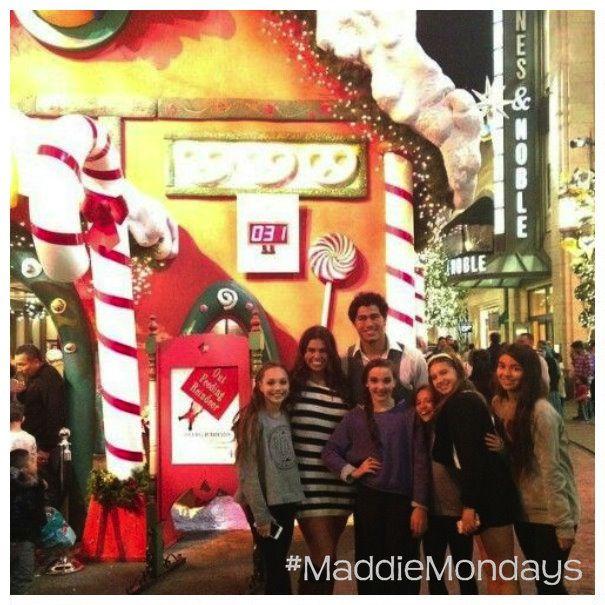 #MaddieMondays not the gumdrop button!