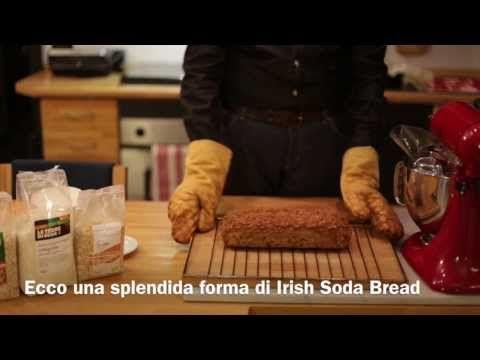 Irish Soda Bread - La ricetta originale - YouTube