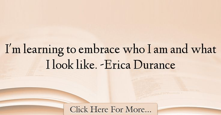 Erica Durance Quotes About Learning - 41403