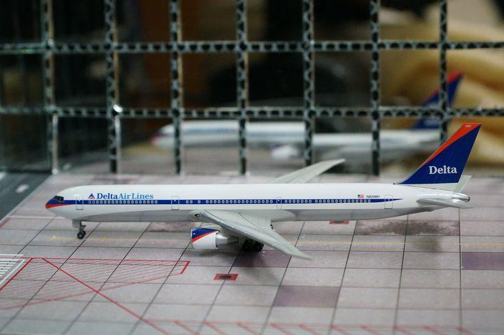Delta Airlines B767-432ER (Reg. No: N826MH)