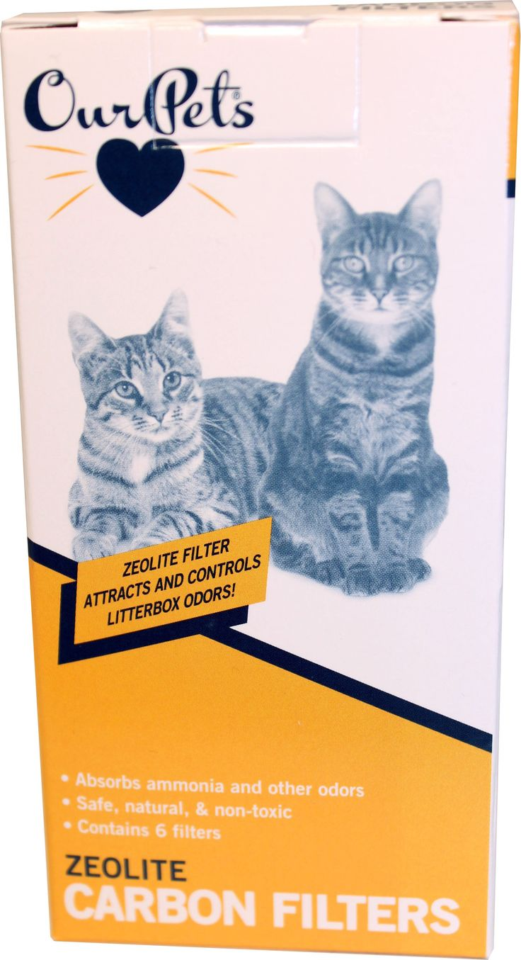Ourpets Zeolite Carbon Filters