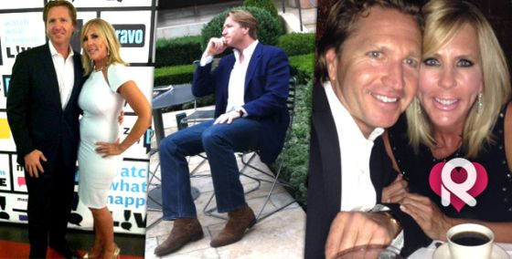 Beat It Brooks! 'RHOC' Star Vicki Gunvalson Dating New Man — Find Out Who Is The Lawyer With 'Handsome Movie Star' Looks | Radar Online