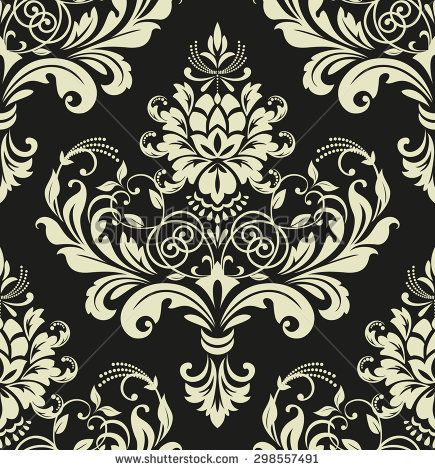 17 best ideas about baroque pattern on pinterest for Baroque style wallpaper