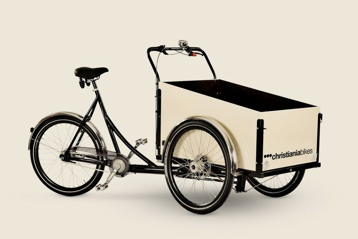 Christiana boxcycle - like an SUV for not pretentious parents