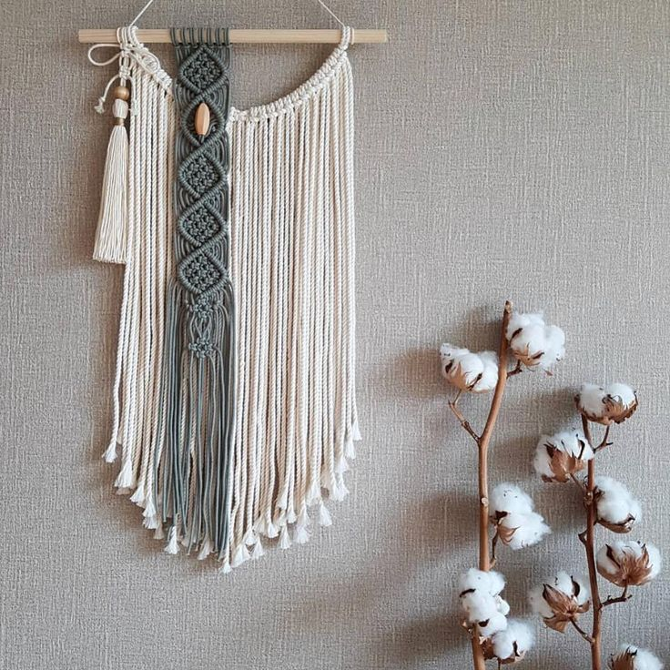 """378 Likes, 7 Comments - Macrame Movement (@macramemovement) on Instagram: """"We're swooning over the perfect symmetry @wild_clove has created with this feminine beauty. Who…"""""""