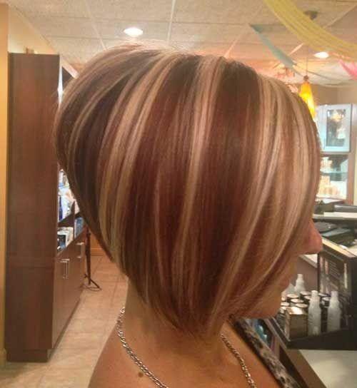 Beste abgewinkelte Bob Frisuren für einen neuen Look Überprüfen Sie … – Damen Haare