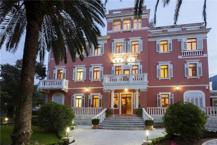 Hotel Zagreb in Dubrovnik Croatia  Check full hotel description at our website http://eholidays.hr/en/  #croatia #dubrovnikhotels