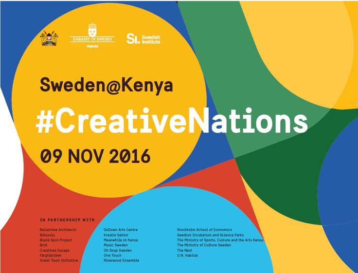 Next week Rahel Belatchew will take part in an event in Nairobi, Kenya, arranged by the Embassy of Sweden in Nairobi and the Swedish Institute. Sweden@Kenya is a forum for Swedish and Kenyan entrepreneurs within creative and cultural industries aiming to explore the economical and societal potential of the creative sector and provide an exchange of knowledge and ideas. Other participants include Blank Spot Project, the Stockholm School of Economics, Färgfabriken, Swedish Incubator and…
