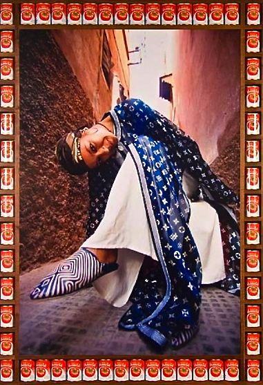 Hassan Hajjaj Pop Art
