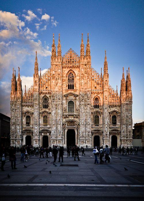 536 best Duomo di Milano images on Pinterest | Milan italy ...