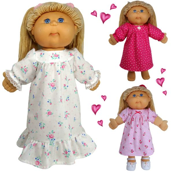 39 Best Images About Cabbage Patch Kids Doll Clothes