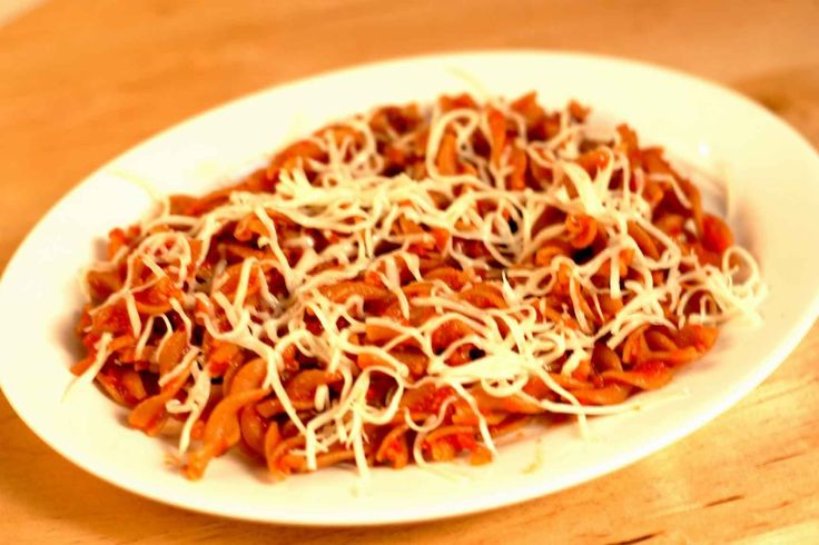Red pasta recipe in hindi