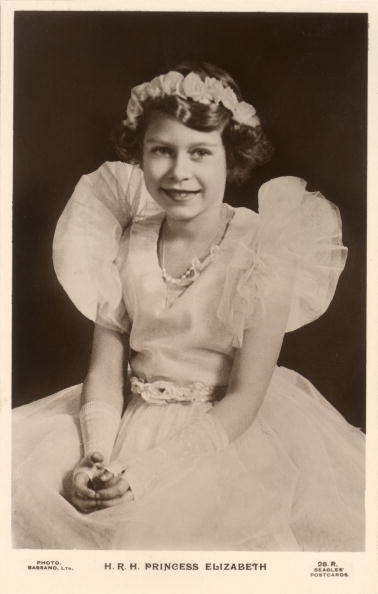 Princess Elizabeth, 1935