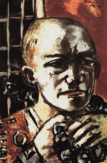 Max Beckmann Released 1937