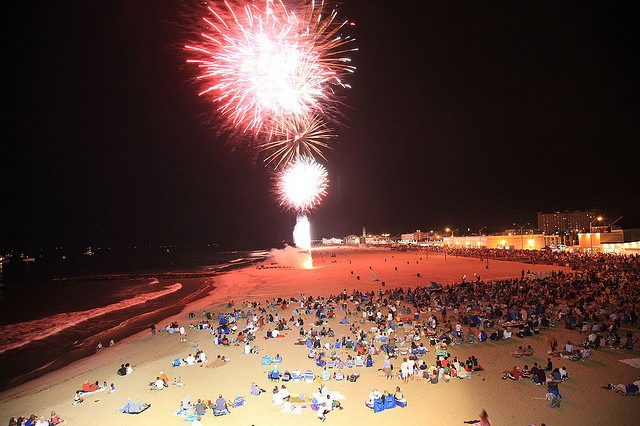 4th of july in asbury park