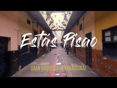 Gran Orquesta Internacional - Estás Pisao (Video Oficial) - YouTube