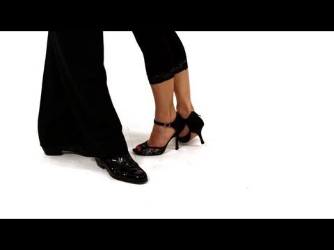 Learn the how to do the parada, also known as The Stop, in this Argentine tango dance video from Howcast.    Subscribe the Howcast Health Channel: http://howc.st/HOE3aY