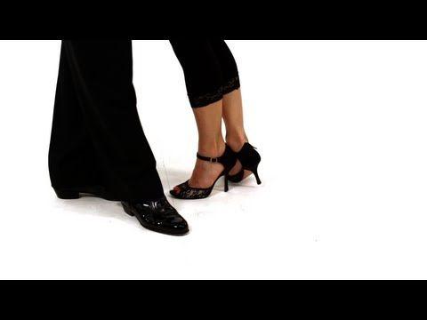 How to Do the Cambio de Peso | Argentine Tango - YouTube