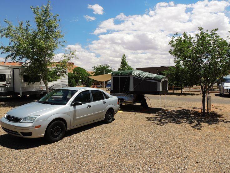 Page-Lake Powell Campground, Arizona, terrain #27 (2015)