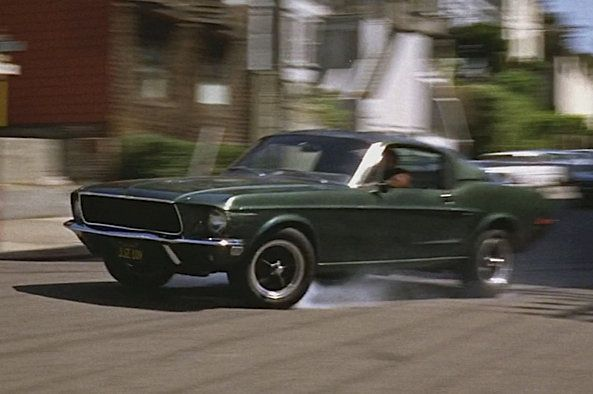 The Sharpest Rides >> 66 best images about Bullitt Mustang on Pinterest | Cars ...
