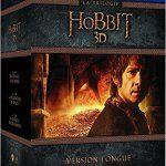 Le Hobbit – Version Longue – La Trilogie – Coffret Blu-Ray 3D + Blu-Ray [Version longue – Blu-ray 3D + Blu-ray + DVD + Copie digitale]: Cet…