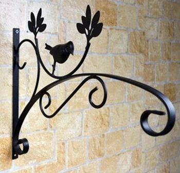 Puerta de hierro forjado puerta de cuerno decoración colgante de la puerta marco partición estantería titular flor estante de la esquina cesta colgante  € 10,84 / unidad Envío € 28,27 / unidad xiongfeng Iron store
