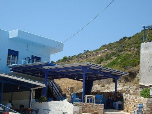 Great opportunity to acquire an established business in an enviable location right next to Zarakon beach on the Aegean coast of Evia.
