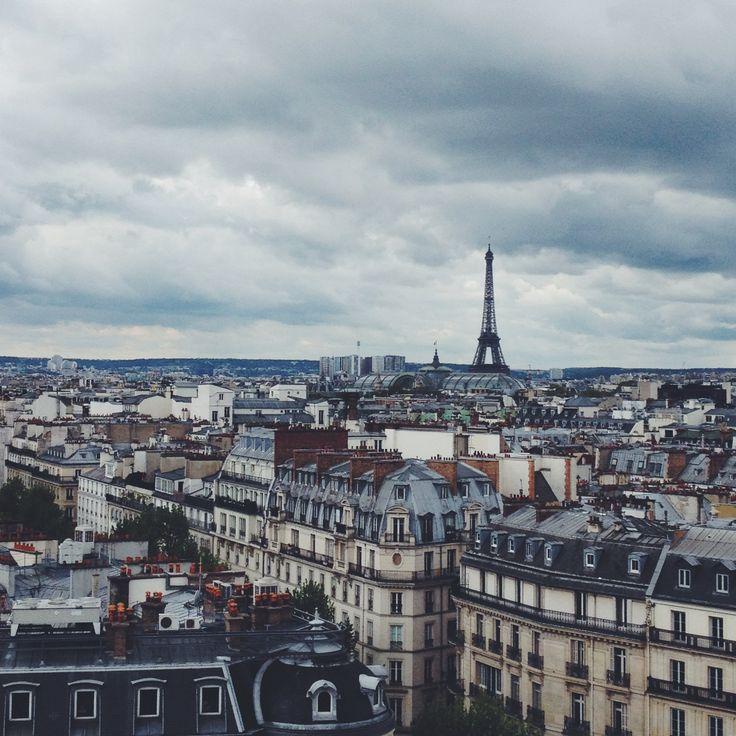 Paris, my love.