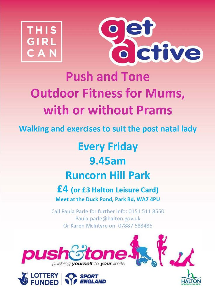 Push and Tone Runcorn